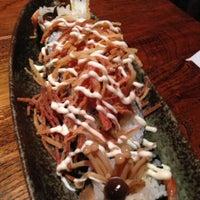 Photo taken at Kiyadon Sushi by Eric Febdian on 8/6/2013