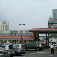 Photo taken at Momo Food Village @ Dataran Pahlawan Megamall by Muskizea M. on 10/11/2012