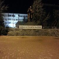 Photo taken at Cumhuriyet Meydanı by SaLih K. on 1/19/2013