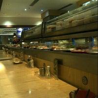 Photo taken at Sushi Tei by Nilam S. on 5/3/2013
