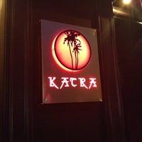Photo taken at Katra Lounge by Roberto Z. on 9/29/2012