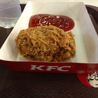 Photo taken at KFC by Valeri A. on 2/7/2013