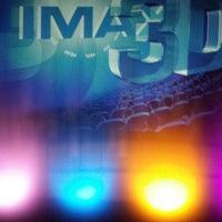 Photo taken at Cineworld IMAX by Alexandra B. on 6/24/2013