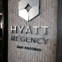 Hyatt Regency San Antonio Riverwalk Alamo Plaza San