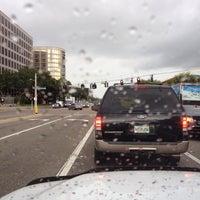 Photo taken at Westshore Blvd & Kennedy Blvd by Kirk on 10/14/2014