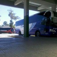 Photo taken at Terminal de Piriápolis by Valeria Vanesa V. on 12/9/2012