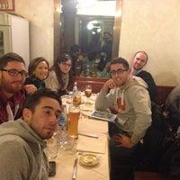 Photo taken at Ristorante Pizzeria Dal Teo by Gianvito on 12/9/2012