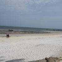 Photo taken at Mombasa Beach Hotel by Nathan N. on 1/21/2014