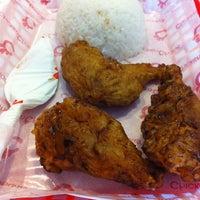 Photo taken at Chicken Charlie by Karen on 7/3/2013