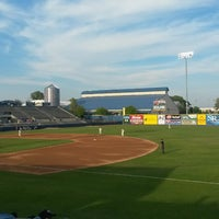 Photo taken at Avista Stadium by Maria O. on 8/1/2014