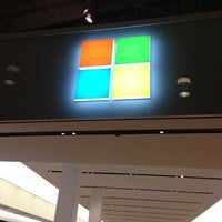 Photo taken at Microsoft Store by Cindy C. on 12/11/2012