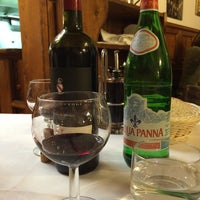 Photo taken at Trattoria Ruggero by Bruna on 9/28/2014