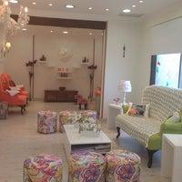 Photo taken at Purple Design Salon by AISHA ع. on 8/8/2014