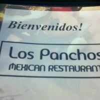 Photo taken at Los Panchos by Lupita O. on 11/11/2012