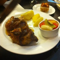 Photo taken at Kenny Rogers Roasters by Satria on 9/30/2012