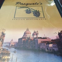 Photo taken at Pasquale's Italian Resorante by Maria O. on 3/2/2015
