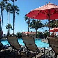 Photo taken at Hilton San Diego Resort & Spa by Jay P. on 10/14/2012