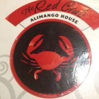 Photo taken at The Red Crab Alimango House by Dru P on 2/1/2013