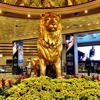 Photo taken at MGM Grand Hotel & Casino by Steph A. on 3/3/2013