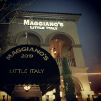 Photo taken at Maggiano's Little Italy by Nicolas C. on 2/6/2013
