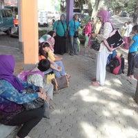 Photo taken at Taman Rekreasi Sengkaling by Eni's E. on 6/4/2015