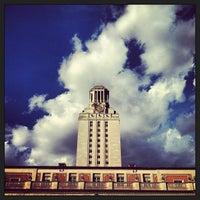 Photo taken at The University of Texas at Austin by John N. on 4/18/2013