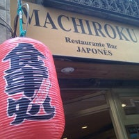 Photo taken at Machiroku by Jordi R. on 4/23/2013