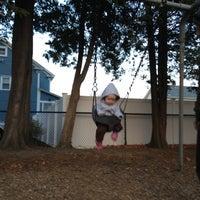 Photo taken at Westfield Municipal Spray Park by Bob B. on 11/23/2012
