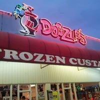 Photo taken at Doozle's Ice Cream by Corey L. on 10/2/2012