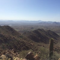 Photo taken at Sunrise Peak by Heather V. on 6/8/2014