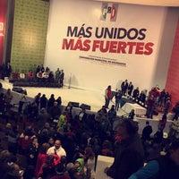 Photo taken at Comité Directivo Estatal PRI by Andrea A. on 2/7/2016
