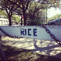 Photo taken at Rice University by Chad S. on 3/24/2013