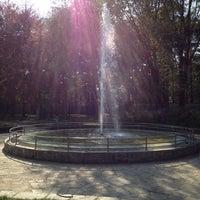 Photo taken at Parco Renzo Rivolta by Michele D. on 4/13/2014