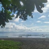 Photo taken at Pantai Batu Karas by Vito Septiadi on 2/8/2016