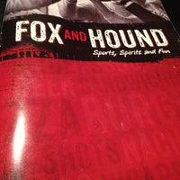 Photo taken at Fox & Hound by Katie L. on 12/11/2012