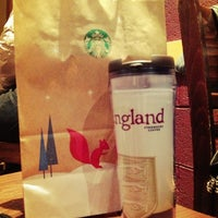 Photo taken at Starbucks by Xiang L. on 11/24/2012