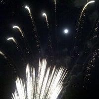 Photo taken at Lapangan Astina by Franky S. on 12/31/2012