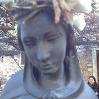 Photo taken at St. John The Baptist Church by Orhan İ. on 12/21/2012