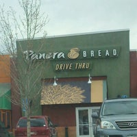 Photo taken at Panera Bread by James E. F. on 4/8/2013