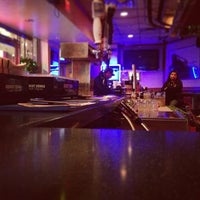 Photo taken at Blue Comet Bar-Lounge by Tom G. on 3/1/2013