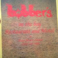 Photo taken at Bobbers Restaurant by DJ BIZICK T. on 5/20/2013