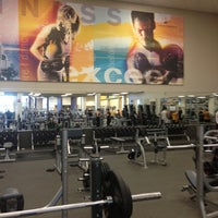 Photo taken at LA Fitness by Telecorp W. on 2/2/2013