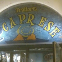 Photo taken at Trattoria Caprese by Giuseppe F. on 4/26/2014