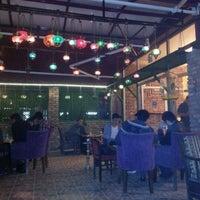 Photo taken at Cafe Han by Aslan M. on 10/20/2012