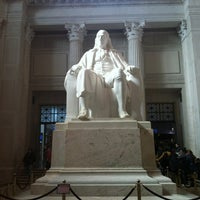 Photo taken at The Franklin Institute by Courtney on 1/20/2013