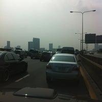 Photo taken at Si Rat Expressway Sector A by nopadol k. on 10/1/2012