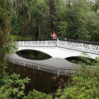Photo taken at Magnolia Plantation & Gardens by Michiko B. on 6/6/2013