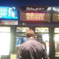 Photo taken at Waterloo Galaxy Cinemas by Nahnah M. on 10/27/2012