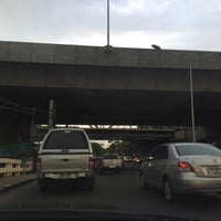 Photo taken at Rama VI Bridge by ShowpowMay J. on 8/4/2016