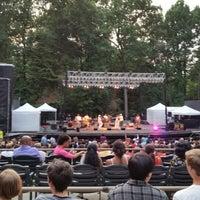 Photo taken at Carter Barron Amphitheatre by Stuart D. on 8/8/2014
